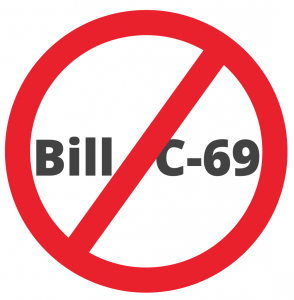 Say No to Bill C69